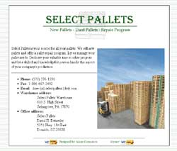 Select Pallets
